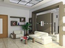 комната остальных Стоковые Изображения