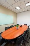комната офиса встречи Стоковые Фото