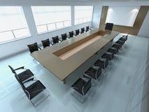 Комната офиса Стоковое Изображение RF