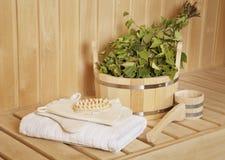 Комната паровой ванны Стоковое Изображение RF