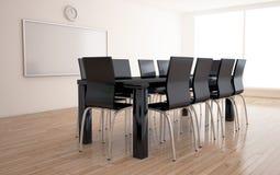комната переговоров Стоковые Фотографии RF