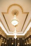 комната потолка роскошная Стоковое Изображение RF