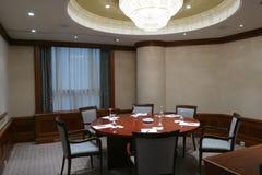 комната правления пустая Стоковые Фото