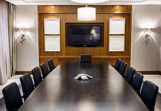 комната правления пустая Стоковое Фото
