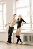 комната практики aerobics стоковое фото rf