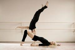 комната практики aerobics стоковые фотографии rf