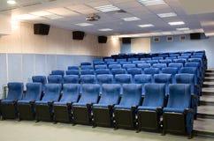 комната представлений Стоковые Фото