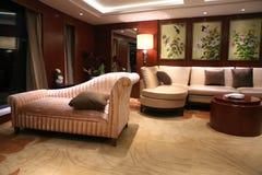 комната приема гостиницы фарфора Пекин Стоковое фото RF