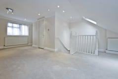 комната просторной квартиры стоковая фотография