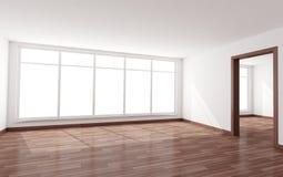 Комната пустая Стоковое фото RF