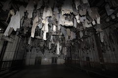 Комната плаща Colliery стоковые фото