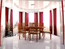 комната ресторана Стоковые Изображения