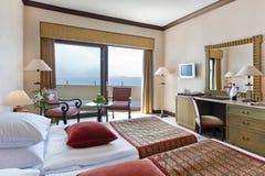 комната роскоши гостиницы Стоковая Фотография
