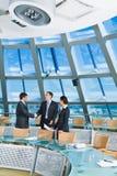 комната рукопожатия конференции Стоковая Фотография RF