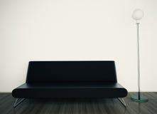 комната светильника кресла самомоднейшая Стоковые Изображения