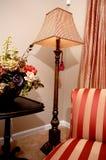 комната светильника стула живущая Стоковые Фотографии RF