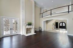 комната семьи балкона Стоковое Фото