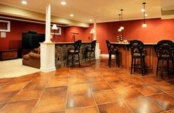 комната семьи нутряная высококачественная Стоковое Изображение RF