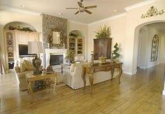 комната семьи Стоковое Изображение RF