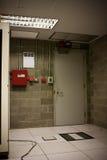 Комната сервера в datacenter Стоковые Изображения RF