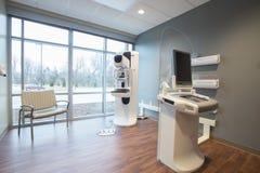 Комната скрининга рака молочной железы Стоковые Изображения