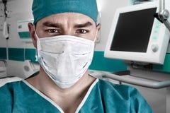 комната стационара доктора scrubs Стоковые Фото