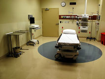 комната стационара кровати Стоковая Фотография RF