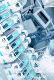 комната стационара оборудования медицинская работая Стоковая Фотография