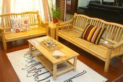 комната стула живущая Стоковые Изображения