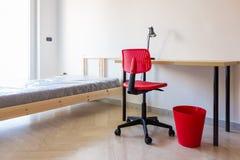 Комната студента Стоковая Фотография