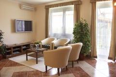 комната с богатым вкусом Стоковое Изображение