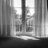 Комната с взглядом стоковые фотографии rf