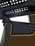 Комната с взглядом Стоковое Изображение RF