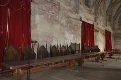 Комната трона Стоковое Изображение RF