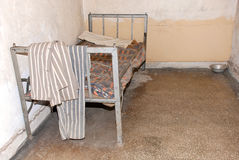 комната тюрьмы Стоковые Фотографии RF