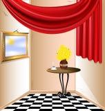комната фантазии Стоковые Фото