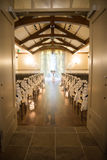 Комната церемонии Стоковое фото RF