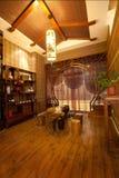 Комната чая стоковые изображения rf