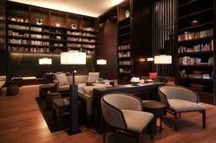 комната чтения Стоковое Изображение