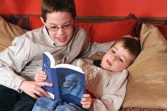 комната чтения Стоковые Фотографии RF
