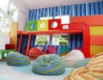 комната детей Стоковое Фото