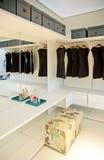 комната дома платья Стоковая Фотография RF