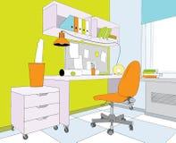 комната иллюстрация вектора