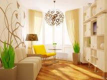 комната Стоковая Фотография