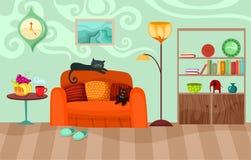 комната бесплатная иллюстрация