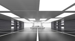 комната 3d Стоковое Изображение RF