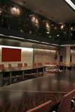 комната debate Стоковые Изображения RF