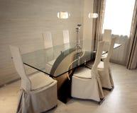 комната dinig Стоковое Изображение