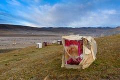 Комната ` s лама малая на коллеже Yaqing Будды Стоковые Фотографии RF
