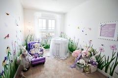 комната s младенца Стоковая Фотография RF